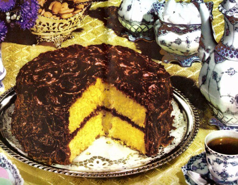 Old Food: Vintage Chocolate