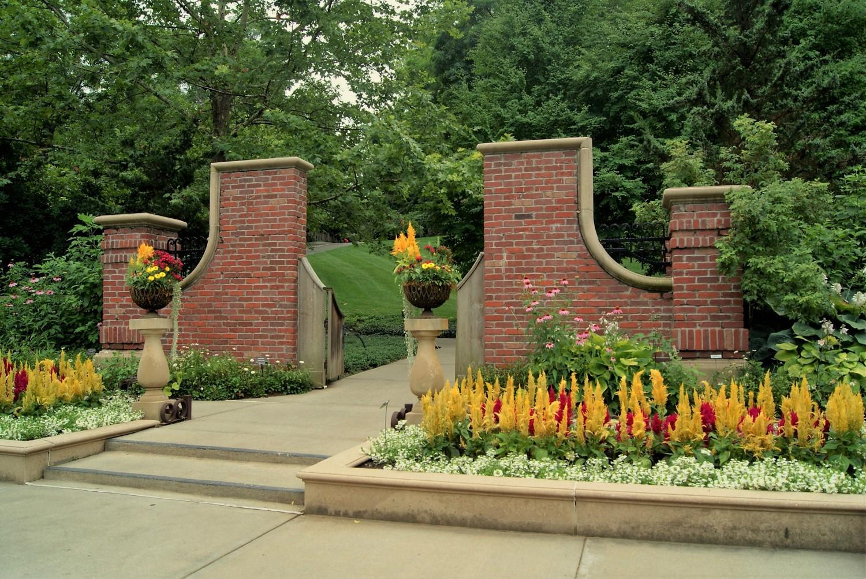 Lauritzen Gardens, Omaha
