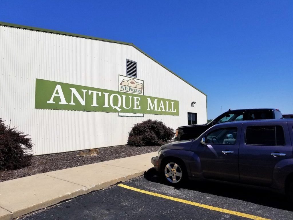 Antique Malls in Kansas City